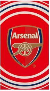 Arsenal F.C Beach Bath Towel 100% Cotton - Ideal Perfect Gift
