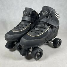 Rio Roller Mayhem skates size Uk Size 7 Used Condition Roller Derby Style