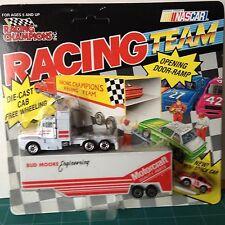 NASCAR Racing campeón BUD MOORE #15 transportador-escala 1:87 VER FOTO
