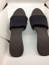 ONESOLE INTERCHANGEABLE SHOES CHIC SOFT STEP SIZE UK 8 BLACK - 4 INCH HEEL - NEW