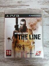 Spec Ops The Line (Ps3, Pal España)