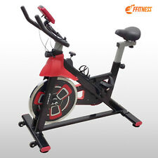 SPINNING SPIN BIKE CYCLETTE INDOOR PROFESSIONALE CASA PALESTRA VOLANO 13KG