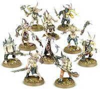 Poxwalkers x10 Warhammer 40K Death Guard Dark Imperium Chaos Space Marines