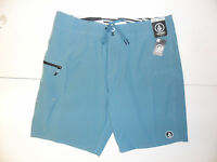 """VOLCOM Men's Boardshorts """"Lido Solid"""" - STB - Size 38 - NWT"""