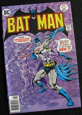 BATMAN 283 (1977) INTERNATIONAL INTRIGUE CONCLUDES! HIGH GRADE! LARGE PHOTOS!