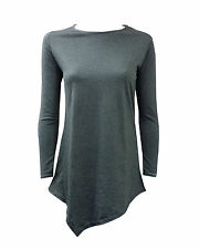 New Womens Ladies Plus Size Tops Long Sleeve Round Neck Tunic Diamond Style