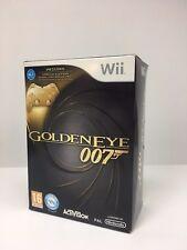 NINTENDO Wii 007 Golden Eye Limited Edition / Quasi Neuf / Scellé