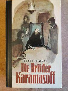 Die Brüder Karamasoff von Fedor M. Dostojewski, Gebundene Ausgabe