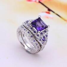 Unbranded Cubic Zirconia Silver Plated Fashion Rings