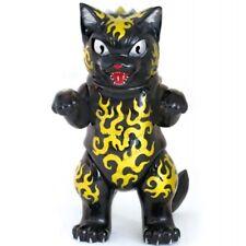 Konatsuya KING NEGORA Black Flame Fire Cat Bakeneko sofubi figure konatsu Japan