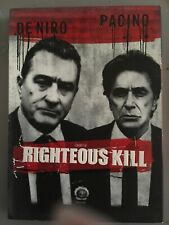 Righteous Kill (DVD, 2009); Seldom Watched