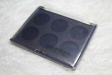 MAKE UP FOR EVER empty eyeshadow plastic case x6 -BNIP -SHIP OUT FAST!