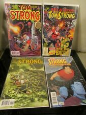 America's Best Comics Tom Strong ~LOT BAGGED BOARDED~