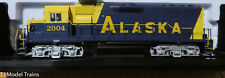 Atlas HO #10002374 GP38 Locomotive-Alaska (Rd #2004)