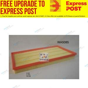 Wesfil Air Filter WA5085 fits Mercedes-Benz Vito / Mixto 109 CDI (W639),113 C