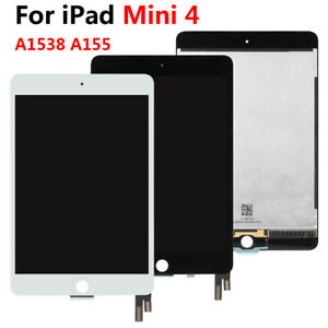 For iPad Mini 4 Mini4 LCD Display Screen Touch Assembly Replacement A1538 A1550