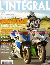 INTEGRAL 22 BMW R69/S R90/S R1150 GS BENELLI Tre 900 YAMAHA 1000 R1 PORSCHE 911