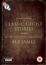 Classic Ghost Stories By M.R. James  (UK IMPORT)  DVD NEW