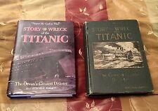 IST ED 1912 MARSHALL EVERETT STORY WRECK TITANIC WHITE STAR LINE OCEAN DISASTER