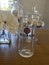 New listing Paulaner Munchen German Bavarian Beer Glass Mug 0.5 Liter