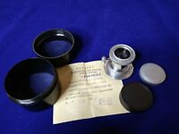Industar 50 3.5/50 M39 LTM lens for Zorki FED Leica camera