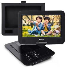 "Pumpkin 10.1"" HD Tragbarer DVD CD Player Auto Monitor HDMI USB/SD AV-in/out AKKU"