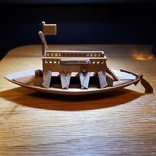 Theme Park B M Keel Boat For Olszewski Main Street Platform 3D Printed N-Scale
