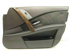 BMW E60 530i 525i 545i 04-07 Door Panel Trim Passenger Right Front 100918