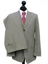 Anzug Hugo Boss Angelico / Parma - grau - Einreiher Gr. 98 - Zustand gut - A0005