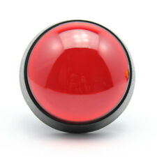 60mm Arcade Illuminated 12V LED Push Button With Micro Switch For JAMMA MAME