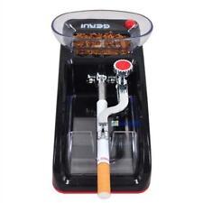DIY Electric Automatic Cigarette Rolling Machine Tobacco Injector Make Roller GA