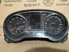 2012 AUDI A1 Speedometer Clock Cluster 8X0920980F 751