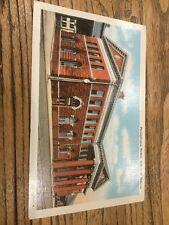 Old Postcard Pennsylvania Station Richmond Indiana