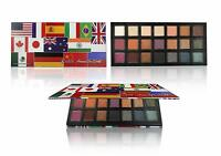 NEW Around The World - 21 Color Eyeshadow Palette by CColor Cosmetics