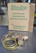STERLCO TEMPERATURE CONTROL VALVE TEMP. 85-170 DEGREE R-151-F