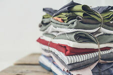 Linen Fabric Scraps Cuttings, Linen Remnants, Zero Waste Linen,Make Itself Gift