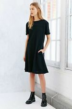 Champion Wood Wood Mesh Dress Tennis Skater Size X-Small Brand NEW Black UO $119