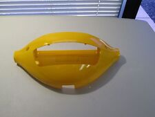 ELECTRIC SCOOTER HEAD LIGHT & SPEEDOMETER HOLDER IN YELLOW COLOR