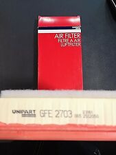 UNIPART AIR FILTER GFE2703 FOR VW AUDI 1.6/1.8/1.9/2.0/2.3/2.8/3.2 ENGINES
