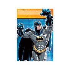 Batman Party Supplies 8 Treat Loot Bags Superhero Birthday Lollies Favours