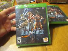 Jump Force XBOX ONE BRAND NEW FACTORY SEALED GOKU NARUTO ONE PIECE +++ MANGAS
