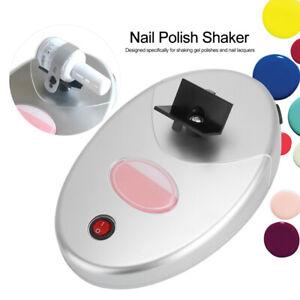 Elektrische Nagel Shaker Gel Gelpoliermittel Nagellack Schüttel Maschine DE DHL