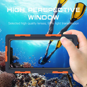 Waterproof Diving Case for Apple iPhone 12 Pro Max Underwater Protective Cover