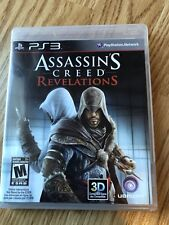 Assassin's Creed: Revelations (Sony PlayStation 3, 2011) PS3 Cib H3