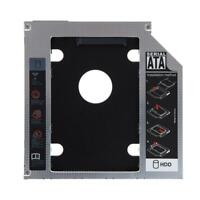 SATA SSD Adapter HDD Festplatte Laufwerk Caddy für Laptop CD / Dvd-Rom Optibay