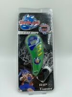 Beyblade Rip Timer Let it Rip Zeon Brand New Sealed RARE Toy Gift Collectable