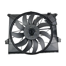 Radiator Cooling Fan Assembly for Mercedes Benz M-Class W164 ML320 ML350 ML550