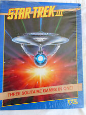 Star Trek III UNPUCHED by West End Games (Three solo games)