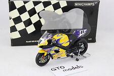 Minichamps 1:12 Suzuki GSX-R1000 WSB/WSBK 2005 World Champion - Troy Corser