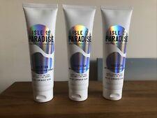 3 X Isle of Paradise  Disco Tan  Instant Wash Off Body Bronzer 150ml